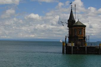 U Bodmaského jezera